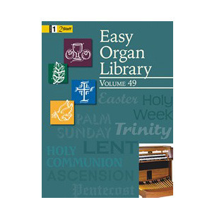 Easy Organ Library, Vol. 49